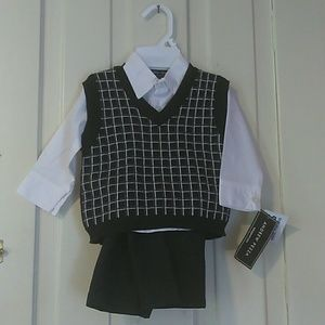 Other - Boys 3 piece outfit NWT